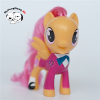 My Little Pony School of Friendship Scootaloo Brushable
