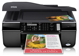 Epson WorkForce 315 Driver Download - Windows, Mac, free