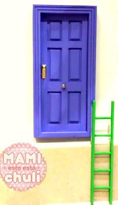puerta-escalera-pintadas