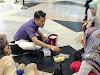 Gambar Aliff Syukri makan durian di KLIA jadi bahan kritikan