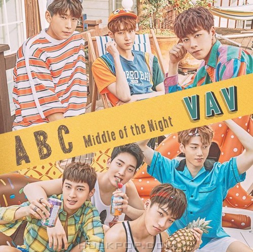 VAV – ABC (Middle of the Night) – Single