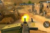 Modern Combat 2 Black Pegasus apk gatling gun