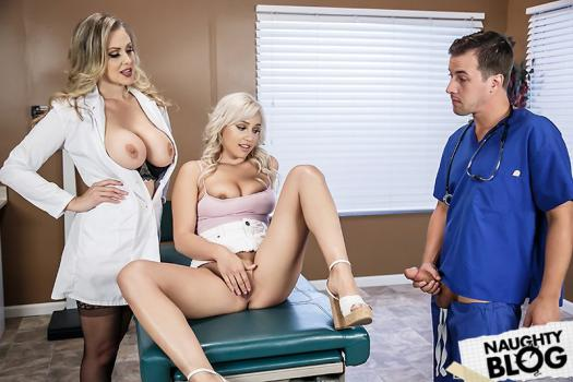 Doctor Adventures – Julia Ann & Kylie Page