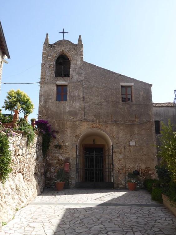 chiesa di san biagio a castelmola