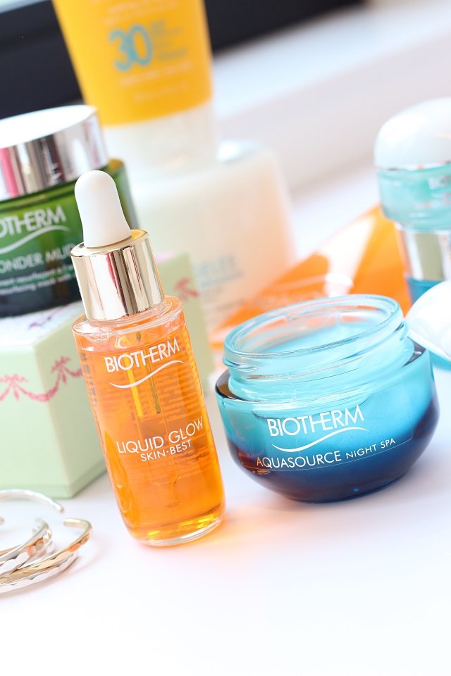 Biotherm Skin.Best Liquid Glow Aquasource Night Spa