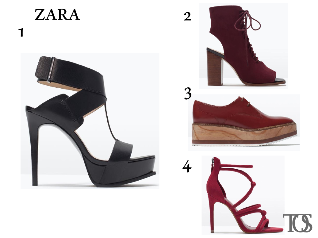 H&M, Reserved i Zara