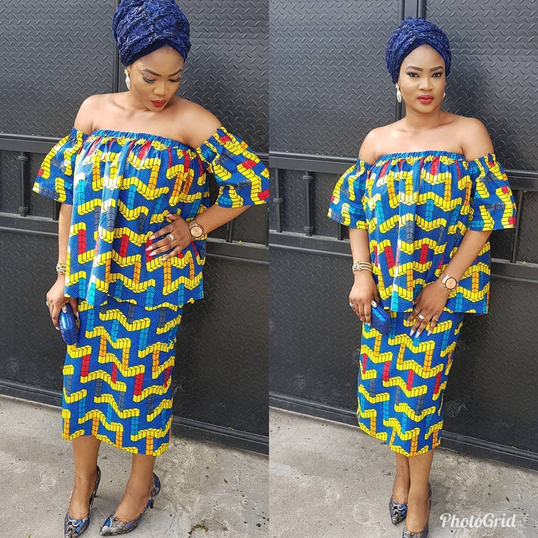 Nigerian Fashion Beautiful Ankara Styles For Sophisticated Babes Zaineey 39 S Blog