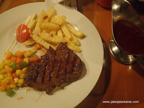 tenderloin steak kedai nyonya rumah