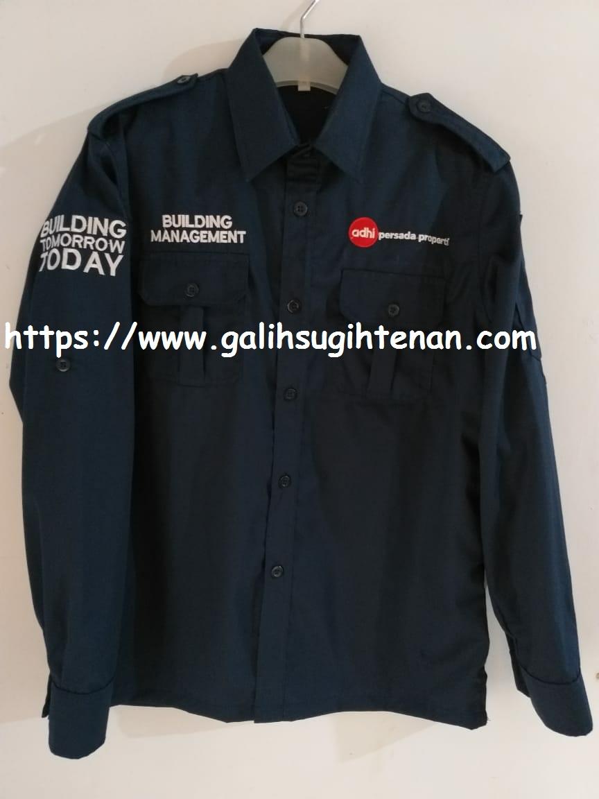 Desain Baju Seragam Kerja Cdr | Gejorasain