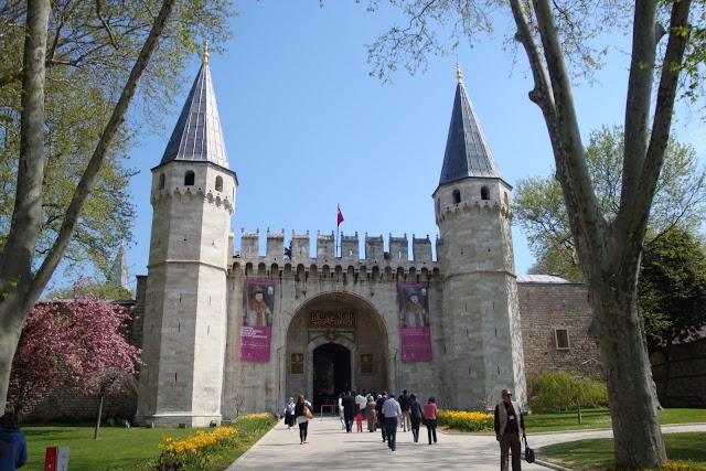 5. Cung điện Topkapi, Istanbul, Thổ Nhĩ Kỳ