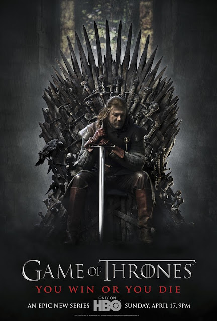 Póster de Juego de Tronos (Games of Thrones)