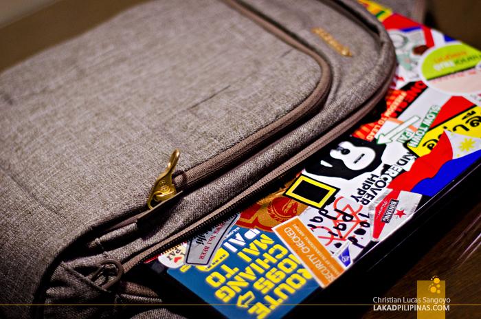 Pacsafe Metrosafe 150 GII Review
