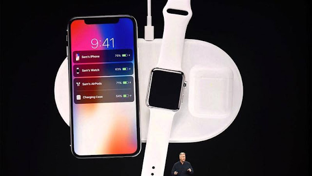 Apple sắp bổ sung tính năng độc đáo trên đế sạc không dây AirPower