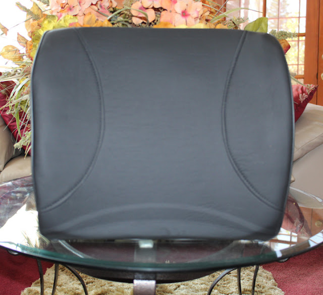 Contour Cushion for Lower Lumbar Spinal Back Comfort