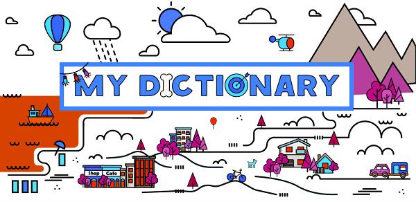 تحميل تطبيق لتعلم اللغة My Dictionary مدفوعة مجانا للأندرويد