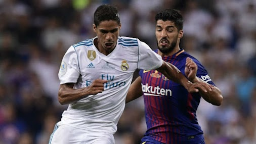Varane could make his Real Madrid return on sunday for the trip to Anoeta After missing a month through...