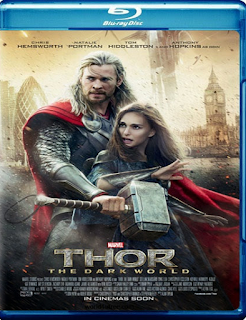 Thor The Dark World 2013 Hindi Dual Audio 480P BRRip 400mb