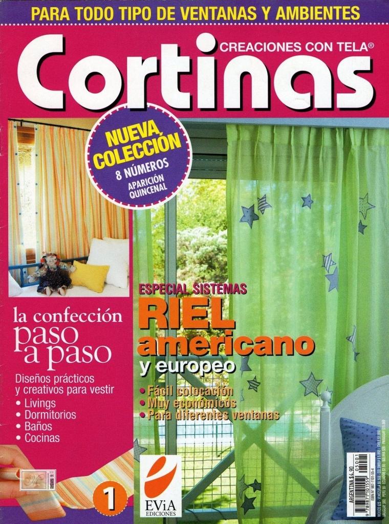 Creaciones con Tela Cortinas Nro. 1