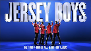 JERSEY BOYS in triumphant return to Glasgow