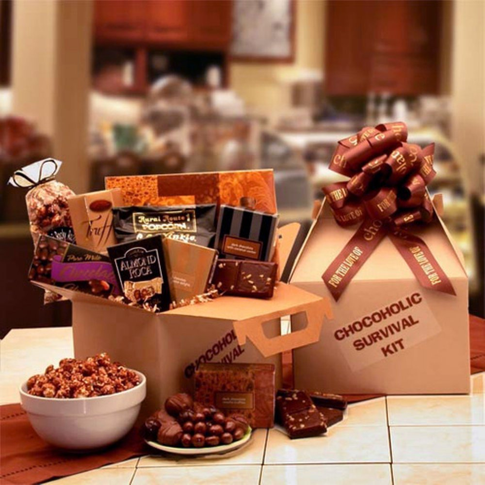 The Chocoholics Survival Kit- 819292