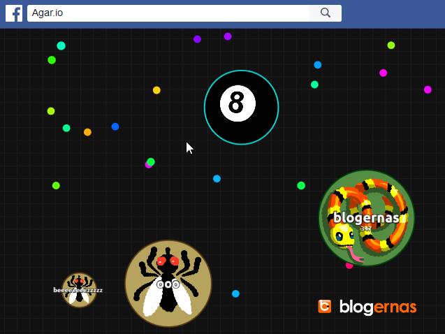Bahaya Game Agar.io terhadap Saya dan blogernas