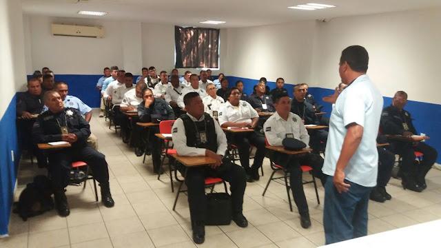 """Capacitan a policías de Acapulco en """"Ciencia Forense"""""""