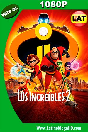 Los Increíbles 2 (2018) Latino HD WEB-DL 1080P ()