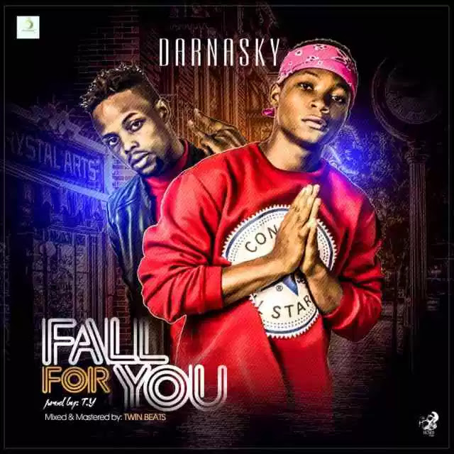 [New Music] Darnasky – Fall For You-www.mp3made.com.ng