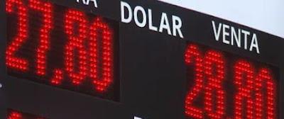 Máximos de $28,80 en algunos bancos: el dólar sigue subiendo