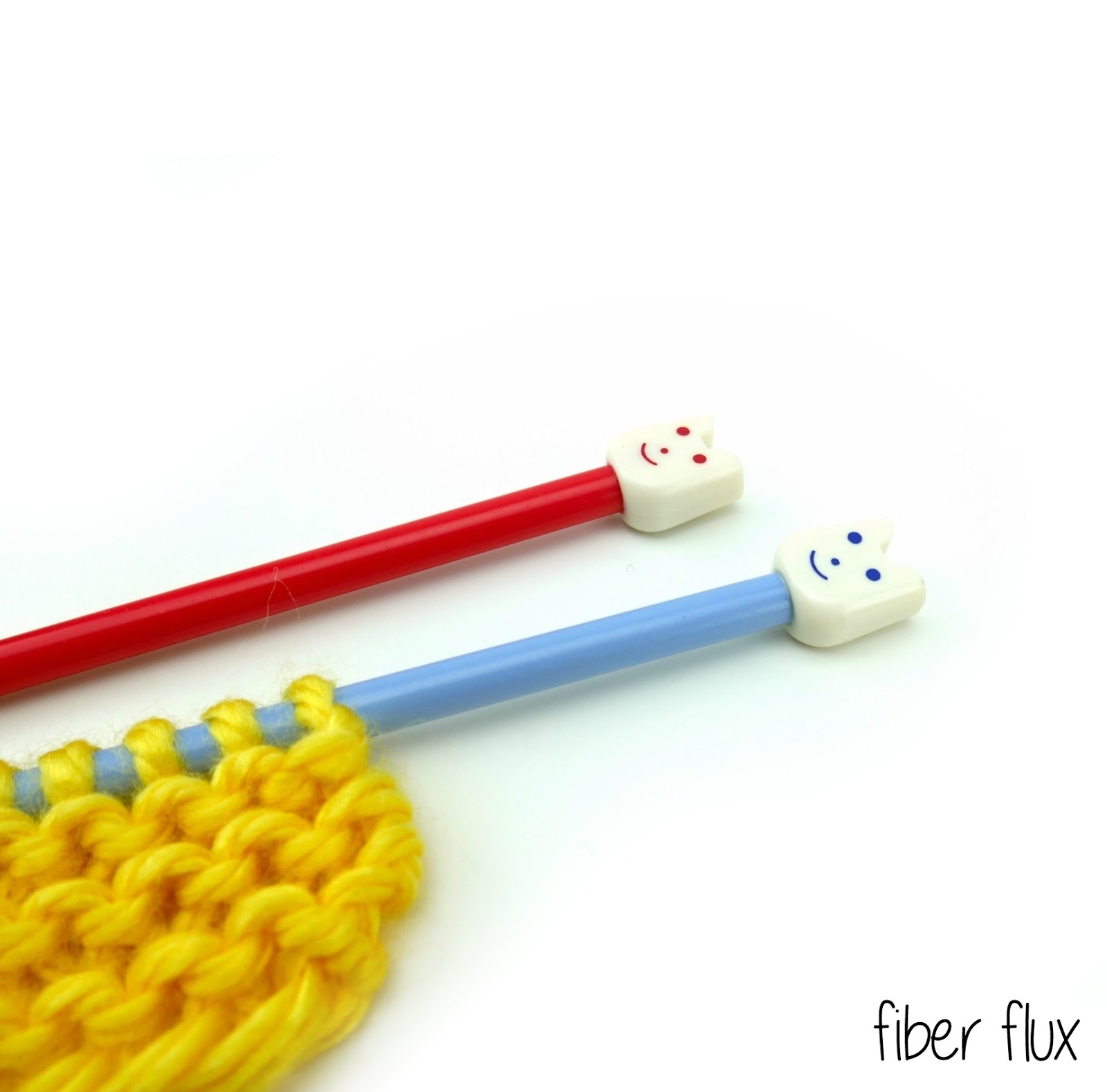 Knitting Tools For Kids : Fiber flux review lion brand kids knitting needles