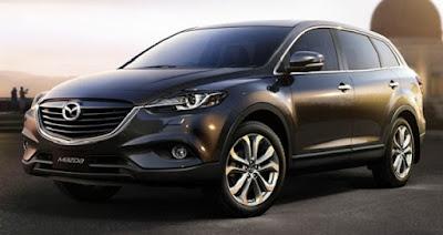 2017 Mazda CX 5 vue de face photo
