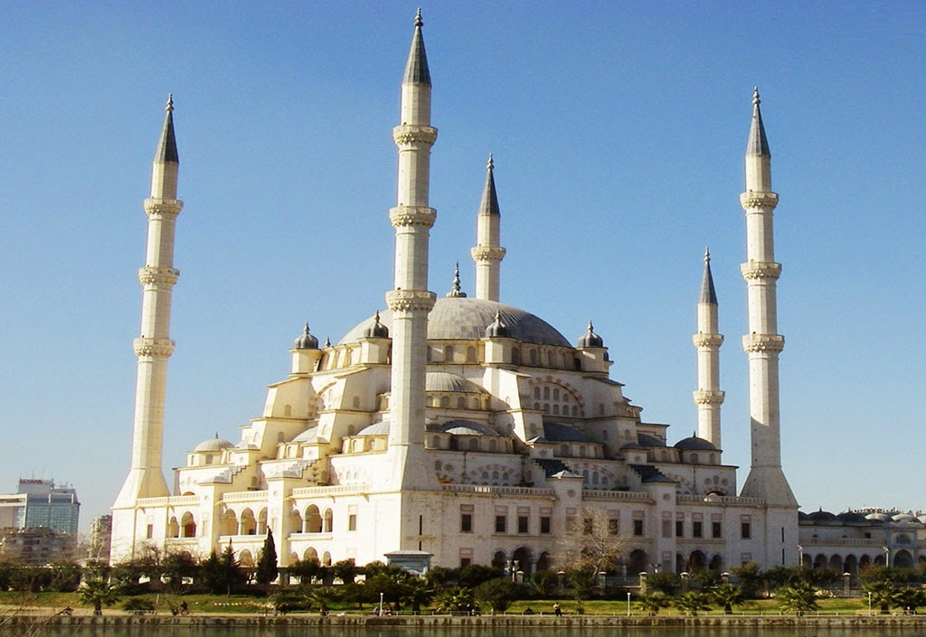 Beautiful Mosques Wallpapers 2015