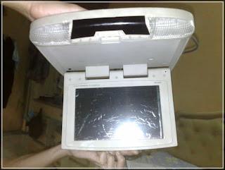 gambar tv mobil
