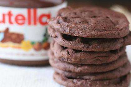 Resep Nutella Cookies