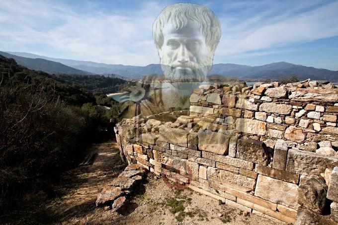 Έγινε ταυτοποίηση στα Αρχαία Στάγειρα, είναι το Ηρώον με την τέφρα του Αριστοτέλη