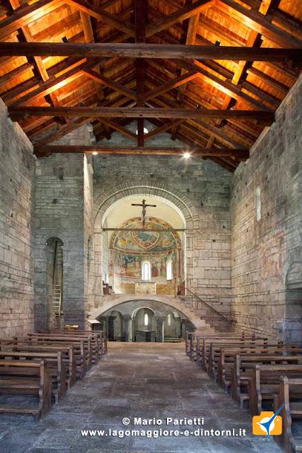 Giornico: chiesa di San Nicolao