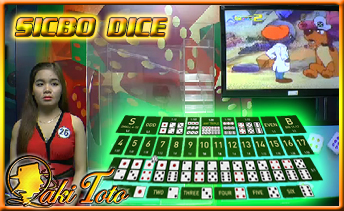 live number game - sicbo (dice) - laki toto