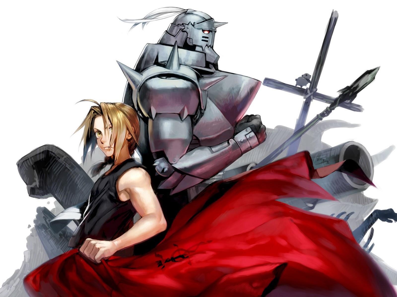 hd wallpaper: Cool Fullmetal Alchemist 1382