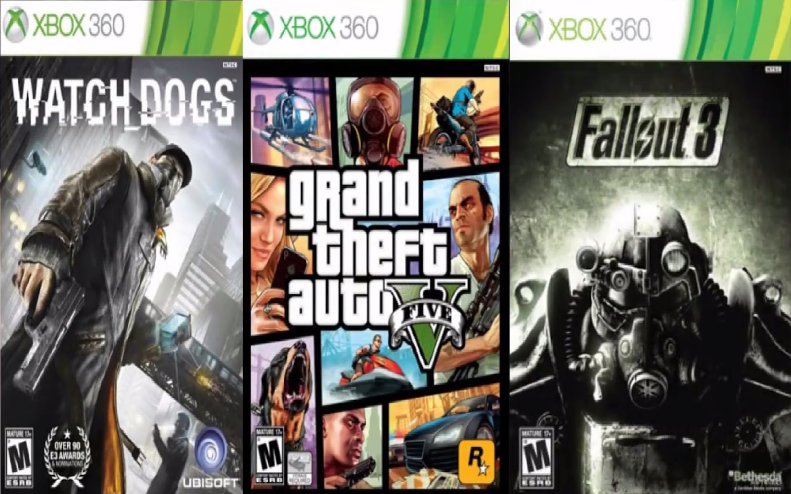 تحميل العاب اكس بوكس Games Xbox 360 مجانا برابط واحد مباشر مضغوطة