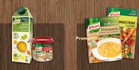 Logo Concorso ''Coccolati con una zuppa Knorr'' e vinci 300 coperte Somma