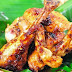 Gà nướng kiểu Thái
