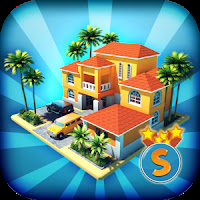 ၿမိဳတည္တည္ေဆာက္ရမယ့္ဂိမ္းေလး - City Island 4: Sim Town Tycoon MOD APK