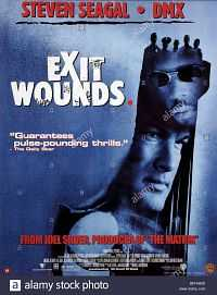 Exit Wounds 2001 Dual Audio Hindi - English 300MB Full Movie Download BluRay