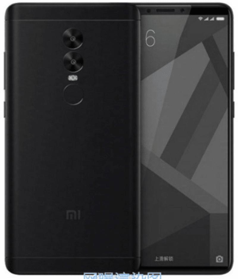 Xiaomi Redmi 5 Plus showed its FullView screen in a new leak