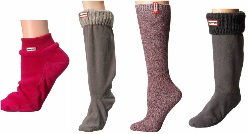 6PM.com: Hunter Boots Socks as Low as $6 (reg $20)!