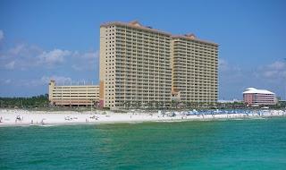 Panama City Beach Florida Vacation Rental, Calypso Condo