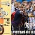 Agenda | Fiestas en Retuerto con danzas y lanzamiento de chapela + rock en El Ampli