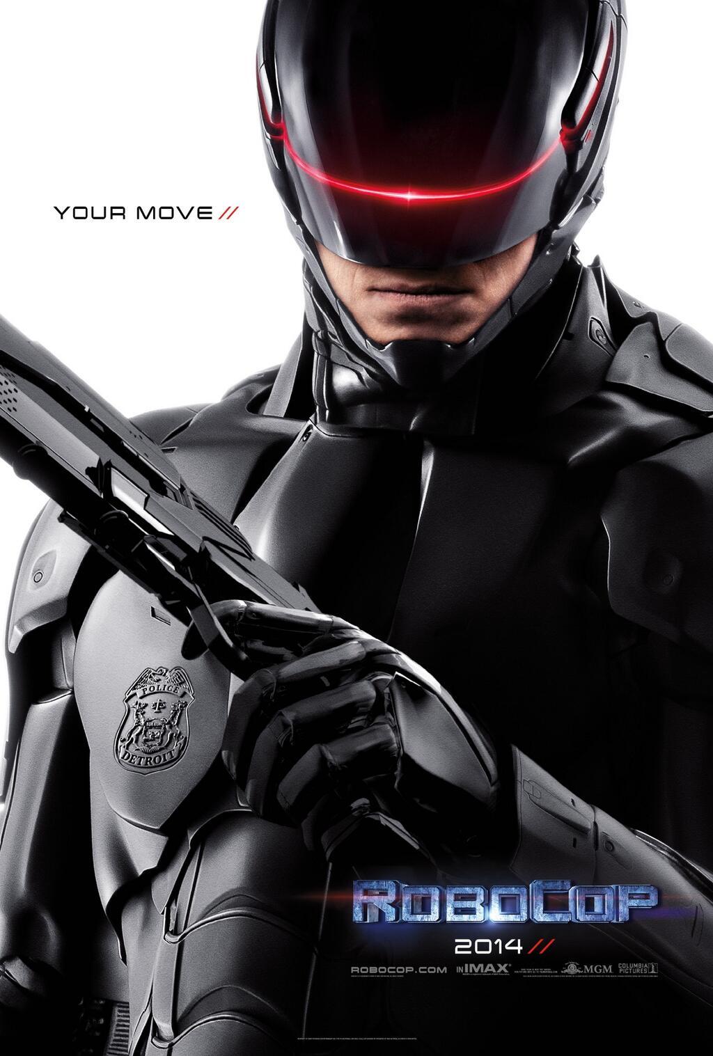 Nonton Film Robocop (2014)