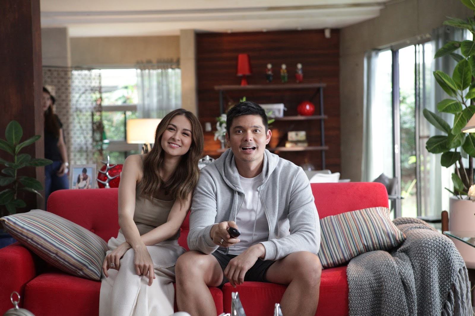 Why Marian and Dingdong never want to leave their house ...