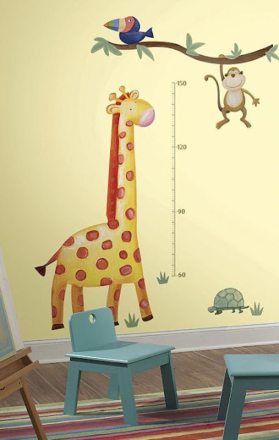 Giraffe Metric Growth Chart